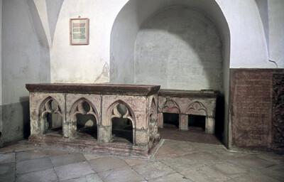 Grabmal der heiligen Gisela