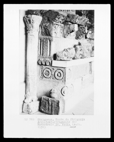 Fragment einer Altarplatte