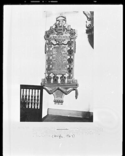 Grabmal für Rudolph von Hövel