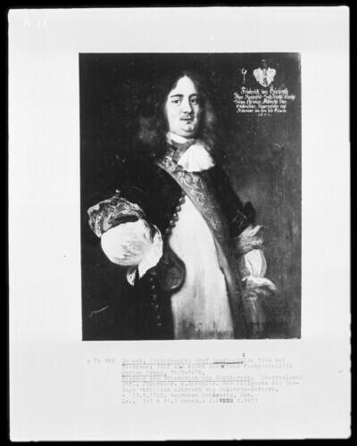 Bildnis Friedrich von Günteroth