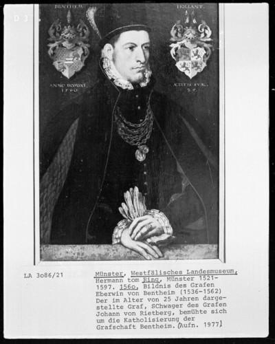 Graf Eberwin von Bentheim
