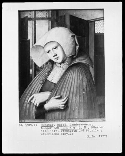 Propheten und Sibyllen — Cimerische Sibylle
