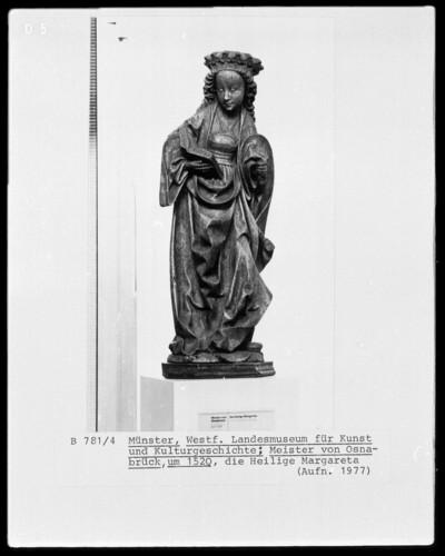 Die heilige Margaretha