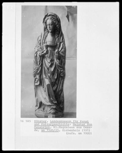 Die heilige Magdalena