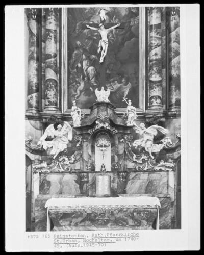 Tabernakel Altarmensa