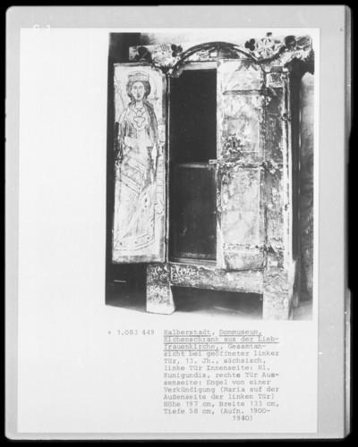 Die heilige Katharina