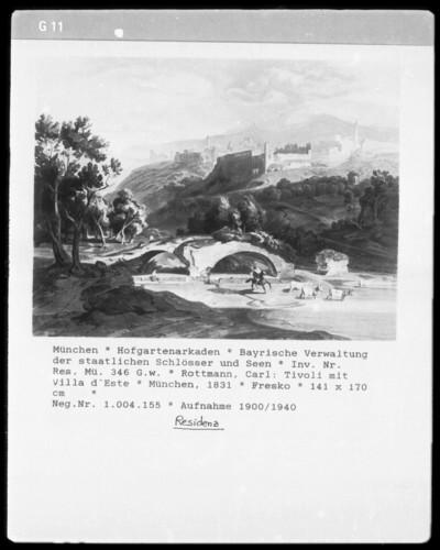 Tivoli mit Villa d'Este