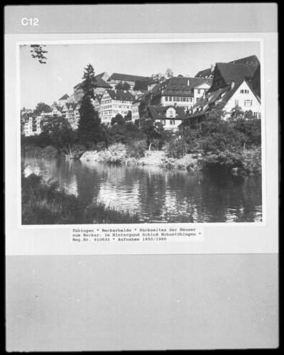 Neckarhalde, Tübingen