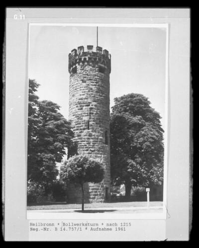 Bollwerksturm, Heilbronn