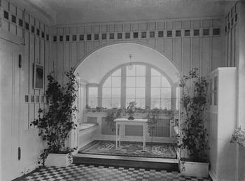 Haus Hermann Muthesius — Wintergarten (Inneres - Wintergarten)