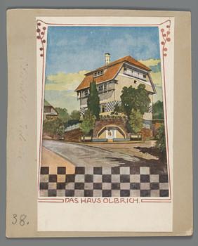 Das Haus Olbrich