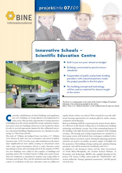 Innovative Schools.