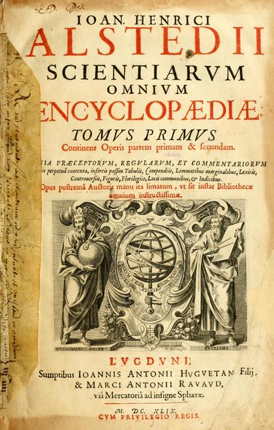 Scientarum omnium encyclopædiæ