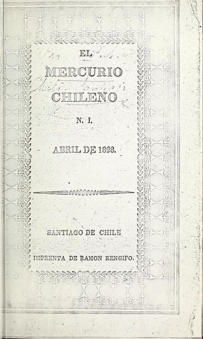 El Mercurio Chileno.