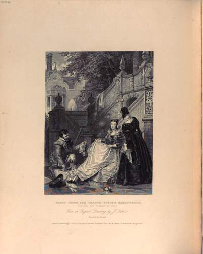 ˜Theœ Gallery of Modern British Artists :consisting of A Series of Engravings from works of the most eminent artists of the day, including Turner, Roberts, Harding .... 4
