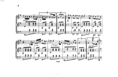 Clotildenpolka :française ; für Zither ; op. 12