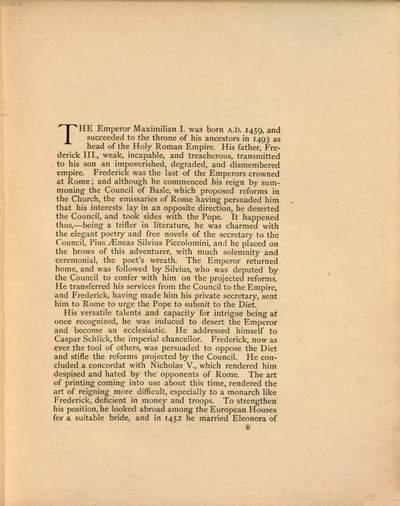 ˜Theœ Triumphs of the Emperor Maximilian I. 3., Triumph of The Emperor Maximilian I ... : [Textband]