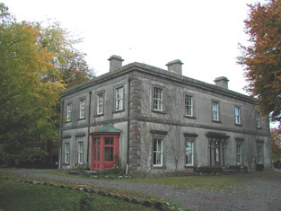Ballynacard House