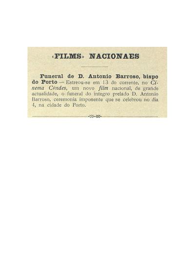 Films nacionaes