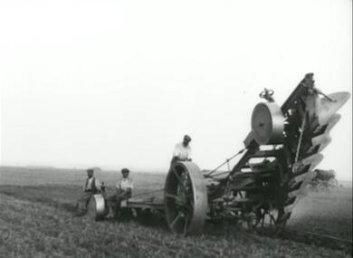 Travaux agricoles et vie rurale