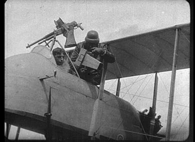L'Aviation française sur le front