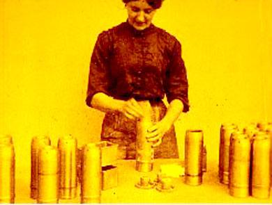 Fabrication des munitions et du matériel de guerre