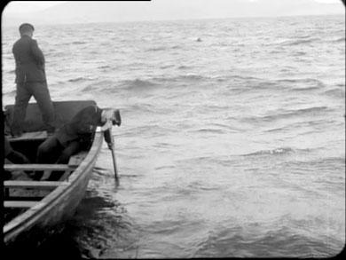 Lunettes sous-marines