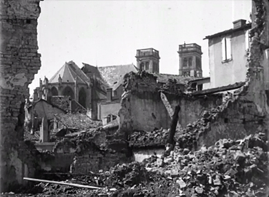 Verdun (20 Juillet 1916)