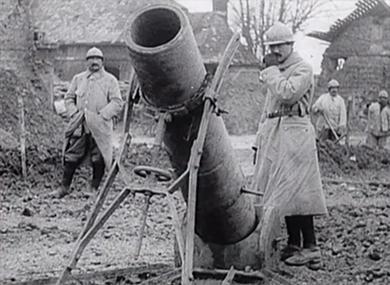 En liaison avec nos alliés sur la Somme