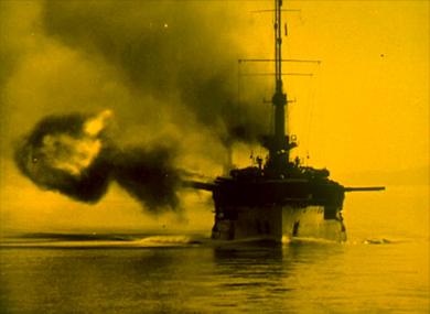 Les marins de France : 1914-1917