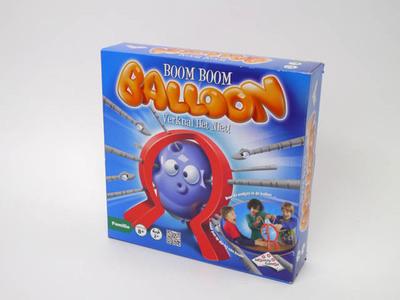 Boom, boom balloon, verknal het niet! Speelgoed van het jaar 2012 voor kinderen van 8 +
