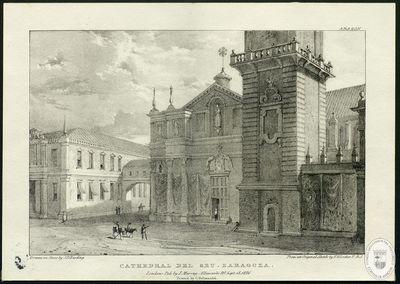 Cathedral del Seu [Material gráfico]: Zaragoza