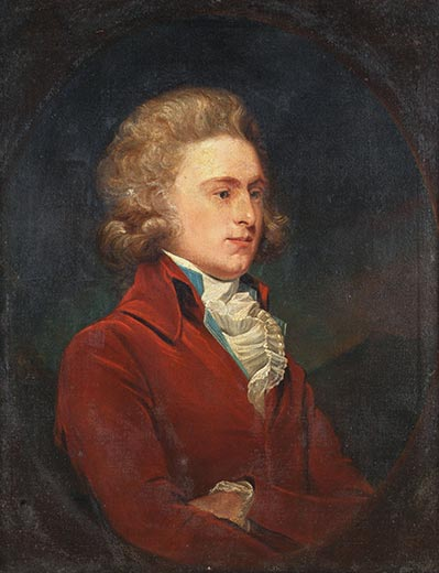 Portrait of James Penrose