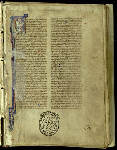 Bibbia, Antico e Nuovo Testamento (con prologhi e indice dei nomi ebraici)