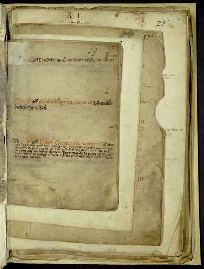 Roma, Biblioteca Universitaria Alessandrina, Manoscritti, ms.25b