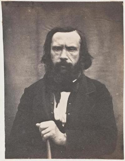 tirage photographique ; Charles Ribeyrolles