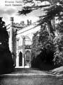 Elvaston Castle, south entrance