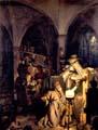 The Alchymist by Joseph Wright