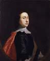 Self Portrait of Joseph Wright of Derby, aged about twenty