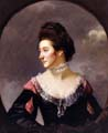 Portrait of Penelope Margaret Stafford by Joseph Wright of Derby