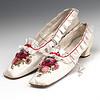 Women's court shoe