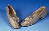 Satin Court Shoe