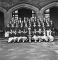 Form 3A Saulle, Herbert Strutt School, Derby Road, Belper, 1963
