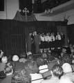 Prize Giving at Herbert Strutt School, Derby Road, Belper, c 1960s