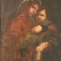 Μαντόνα και Παιδί