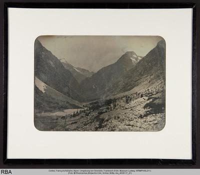 Alpen; Umgebung von Grenoble