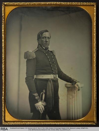 U.S. General John E. Wool (1784-1869)