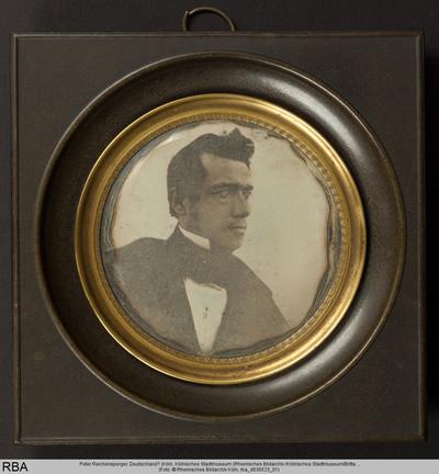 Peter Reichensperger (geb. 28.5.1810 in Koblenz, gest. 31.12.1892 in Berlin)