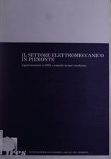 Il settore elettromeccanico in Piemonte : aggiornamento al 1981 e considerazioni conclusive