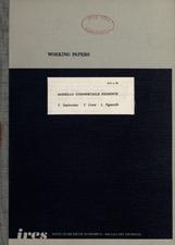 Modello commerciale Piemonte
